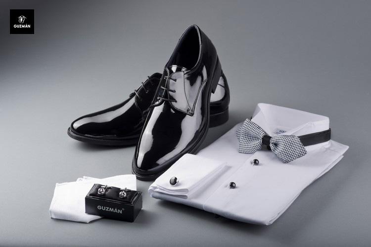 Cómo usar los zapatos de charol