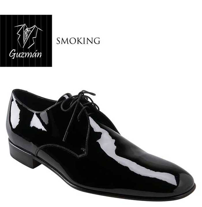 Zapatos Charol Smoking