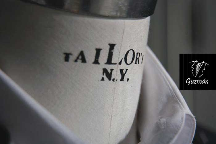Tailoring, sastrería Guzmán