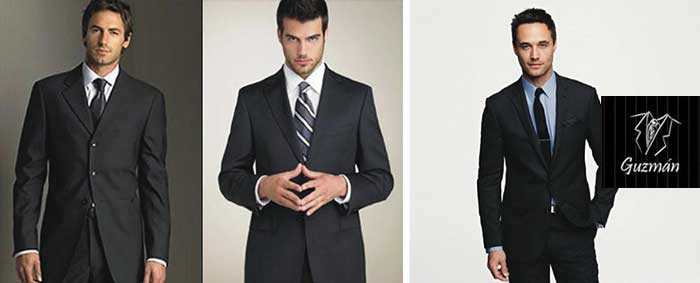 Alquiler de trajes para hombres