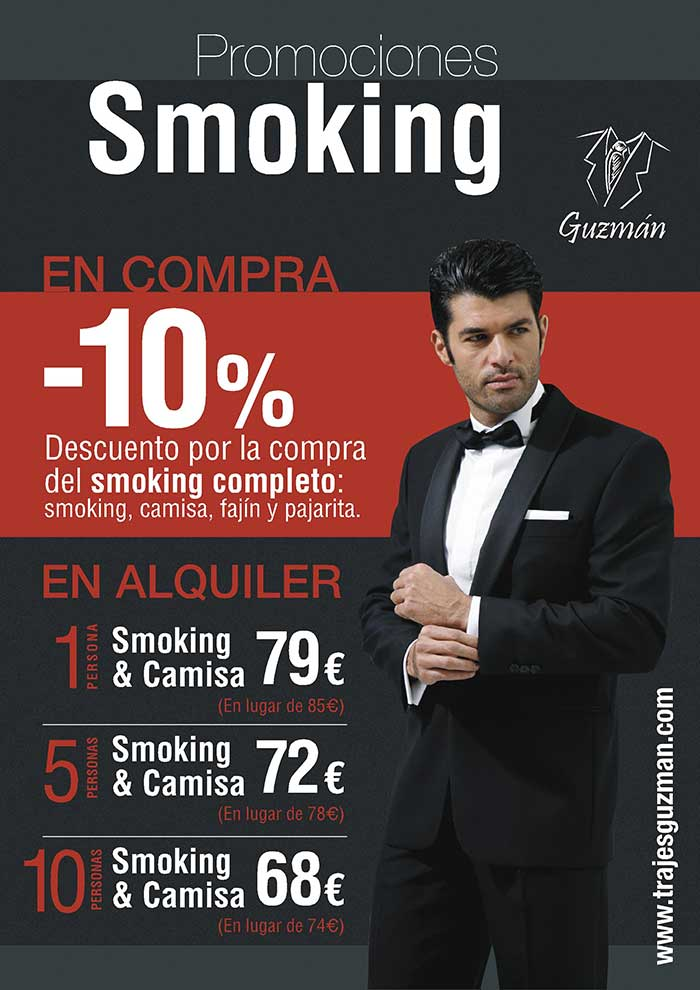 Promociones Smoking