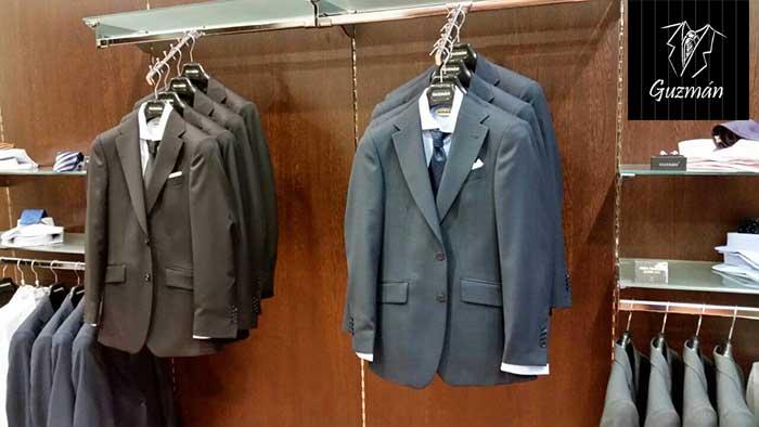 Nuevos trajes Ojo de perdiz, fil a fil y espiga