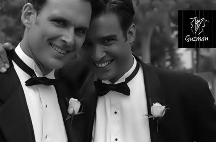 Trajes para bodas gay