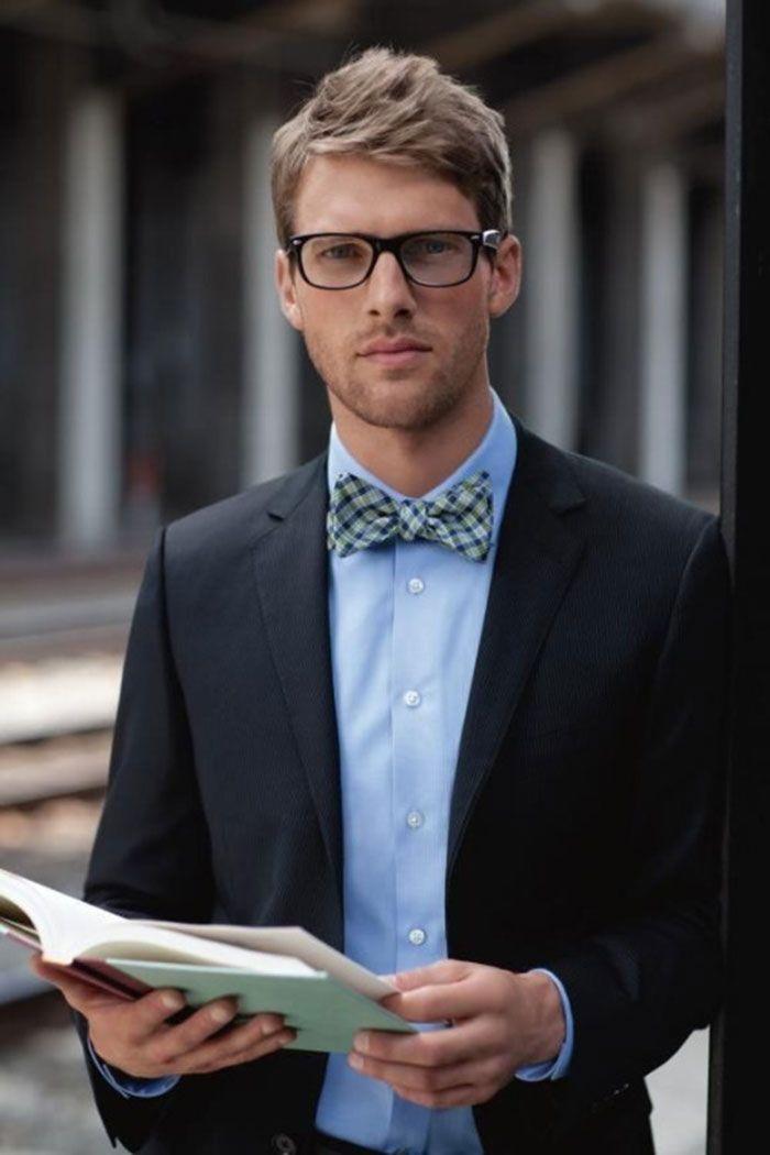 Pajarita hipster